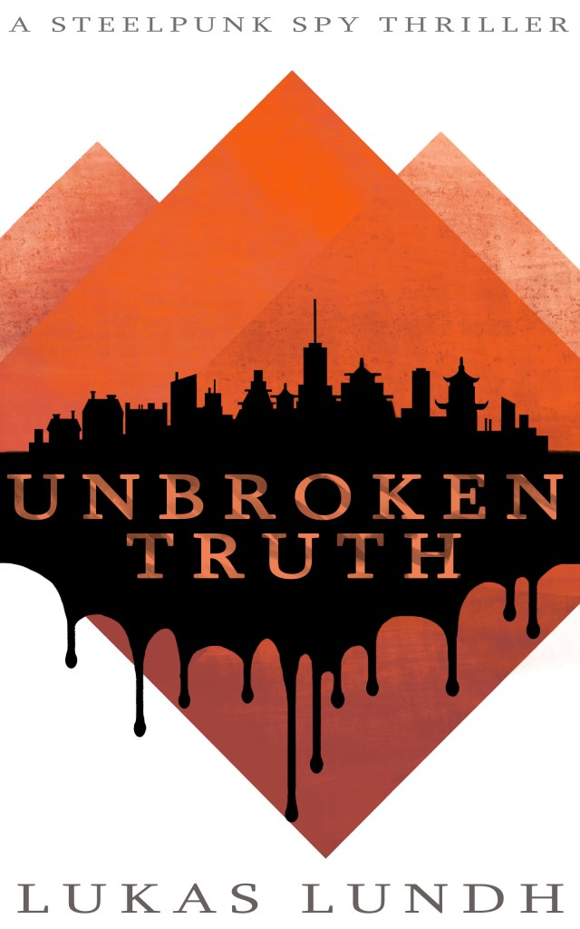 Cover of Unbroken Truth by Lukas Lundh