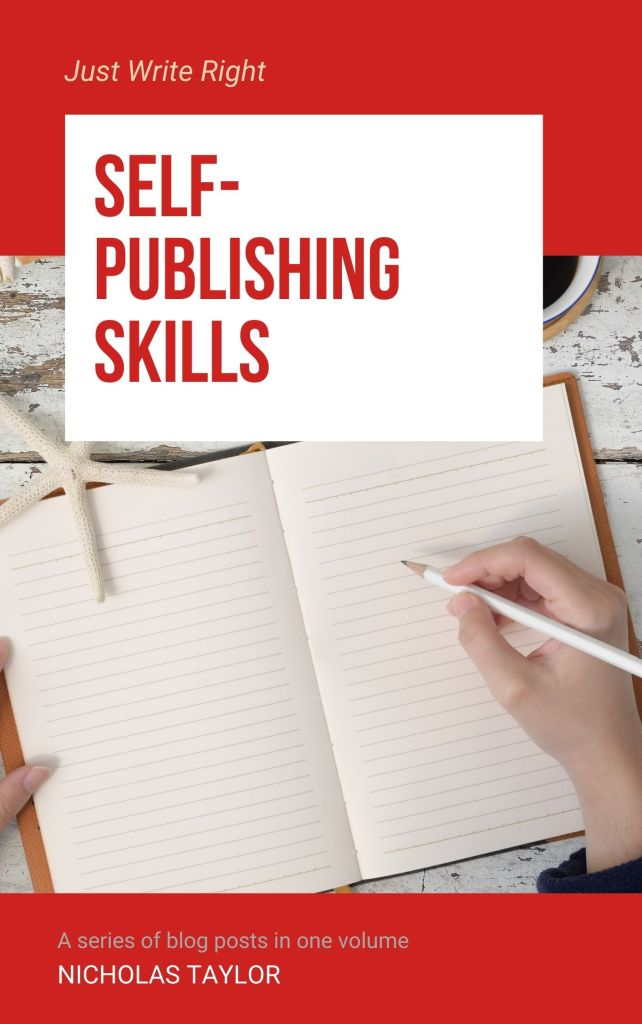Self-Publishing Skills ebook cover