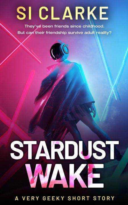 Stardust Wake by SI Clarke