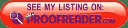 FindAProofreader.com logo
